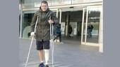 MotoGP: Rabat lascia l'ospedale