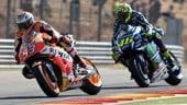 MotoGP: Se Rossi e Marquez avessero la stessa età...