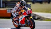 MotoGP, test Phillip Island day1: Rossi e Iannone inseguono Marquez