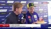 """Rossi: """"I 38 anni? Il motociclismo mantiene giovani..."""""""