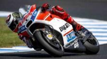Lorenzo sulla Ducati a Phillip Island - FOTO
