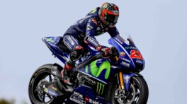 Vinales convince sulla Yamaha a Phillip Island