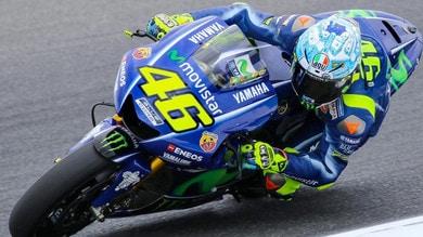 """MotoGP, test Phillip Island day3, Rossi: """"Abbiamo dei dubbi..."""""""