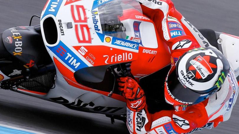 MotoGP test Australia Rossi: