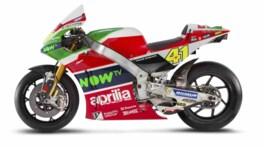 Aprilia MotoGP 2017: livrea tricolore per Espargaro e Lowes