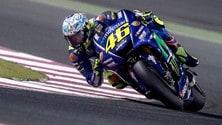 MotoGP: Valentino Rossi e i test a Losail