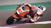 Moto2 e Moto3, nei test in Qatar brillano Nakagami e Fenati