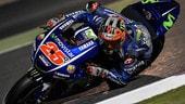 MotoGP Qatar: Vinales fa sue le FP1