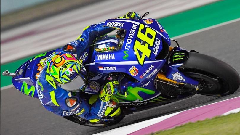 MotoGP Qatar, Rossi.