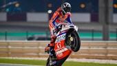 MotoGp Qatar: Redding sorprende in FP2