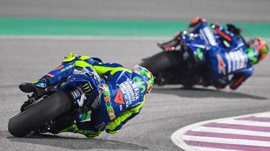 MotoGP Qatar, Rossi: