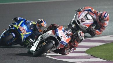 MotoGP Qatar, Lorenzo: