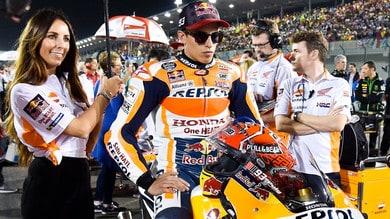 MotoGP Qatar, Marquez: