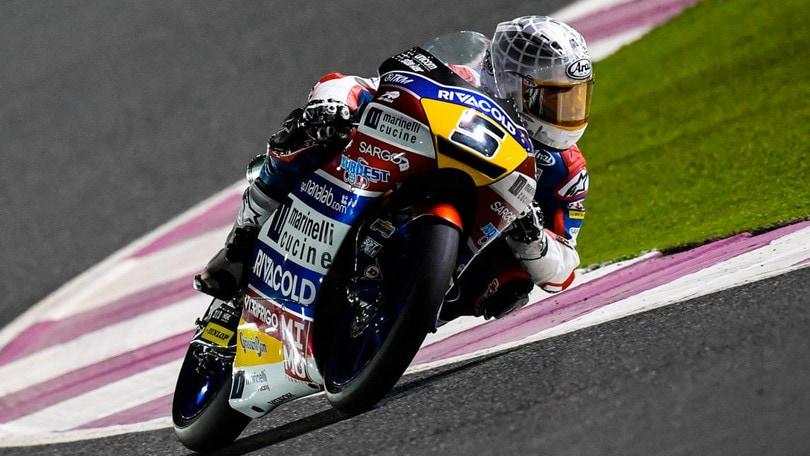 Moto3 Qatar, Fenati: