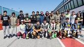 FMI e VR46 academy insieme a Misano