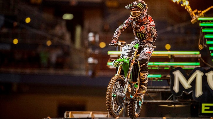 AMA Supercross, St. Louis: Tomac a caccia di Dungey