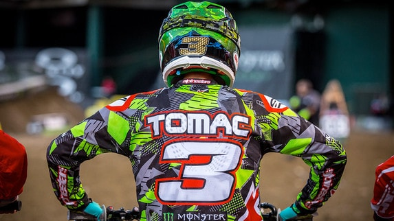 AMA Supercross, Tomac contro Dungey a St. Louis