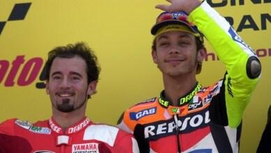 Biaggi, Rossi, Fabrizio e Gresini si sfidano al CIV