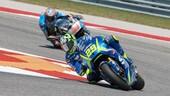"""MotoGP Austin, Iannone: """"Buona reazione'"""""""