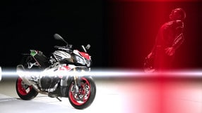 Motosprint - The Test di Riccardo Piergentili: Aprilia Tuono V4 1100 Factory