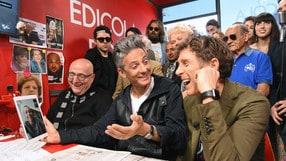 """MotoGP: Rossi ospite """"elettronico"""" di Fiorello"""