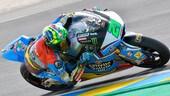 Moto2, Test Le Mans: provate le nuove Dunlop