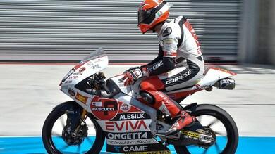 Moto3, Test Le Mans: grande lavoro, ma non per tutti