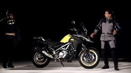 Motosprint - The Test di Riccardo Piergentili: Suzuki V-Strom 650 XT ABS