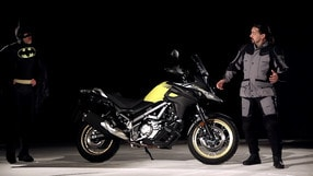 Motosprint - The Test di Riccardo Piergentili: Suzuki V-Strom 650 XT ABS