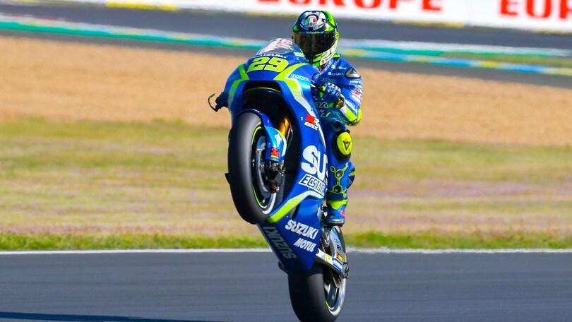 MotoGP Assen: Iannone