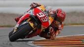 MotoGP Germania, Marquez detta ancora legge