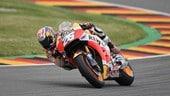 """MotoGP Germania, Pedrosa """"Quei due erano imprendibili"""""""