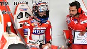 MotoGP Germania, Dovizioso: