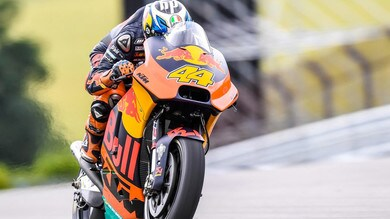 MotoGP: nuovi test per KTM
