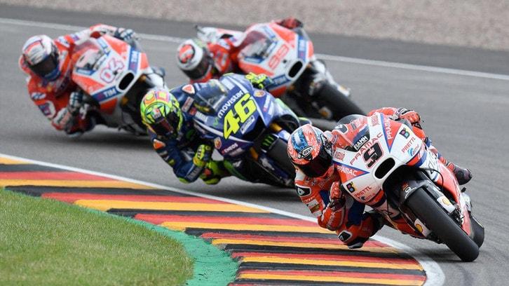 MotoGP Germania, Petrucci: