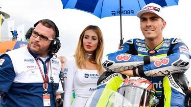 MotoGP: intervento riuscito per Baz