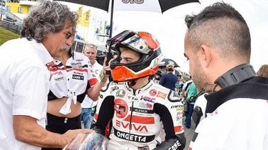 Moto3, Arbolino:
