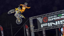 International Supercross in Costa Smeralda