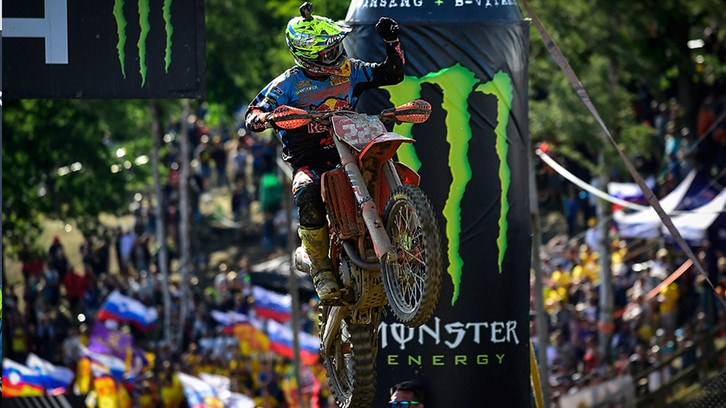 MXGP Loket, Cairoli vince e allunga in classifica