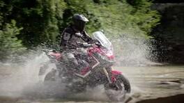 Motosprint - The Test di Riccardo Piergentili: Honda X-ADV