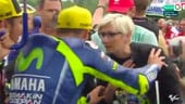 MotoGP, Brno: Rossi allontana la ministra
