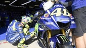 MotoGP test Brno, Rossi: