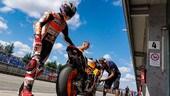 Marquez: «Al Red Bull Ring in passato abbiamo avuto difficoltà...»