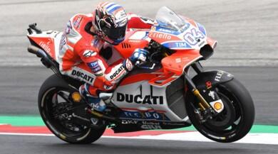 MotoGP Austria, gara: Dovi e Ducati mostruosi