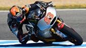 """Rubata la moto """"iridata"""" Moto2 del 2014"""