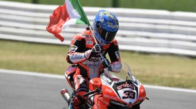 Melandri in SBK con Ducati anche nel 2018