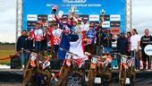 Motocross delle Nazioni Europee: vince la Francia