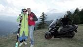 Motosprint - The Test di Riccardo Piergentili: Suzuki Burgman 400