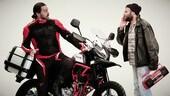 Motosprint - The Test di Riccardo Piergentili: SWM Superdual T