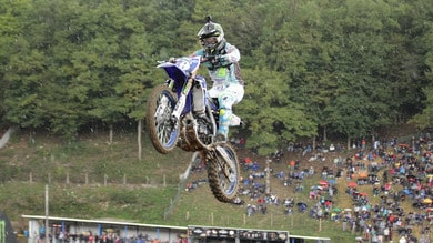 Motocross: Kiara Fontanesi vince sotto la grandine